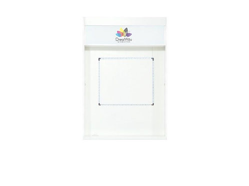 DREAMAU MACHINE WALL DISPLAY - WHITE