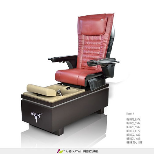 ANS KATAI I PEDICURE SPA WITH ANS 16 MASSAGE CHAIR