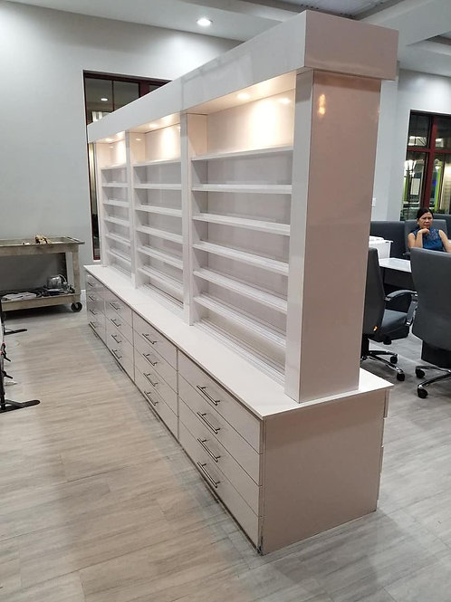 Polish Shelf #003