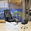 Thumbnail: Enix III Pedicure Chair-W