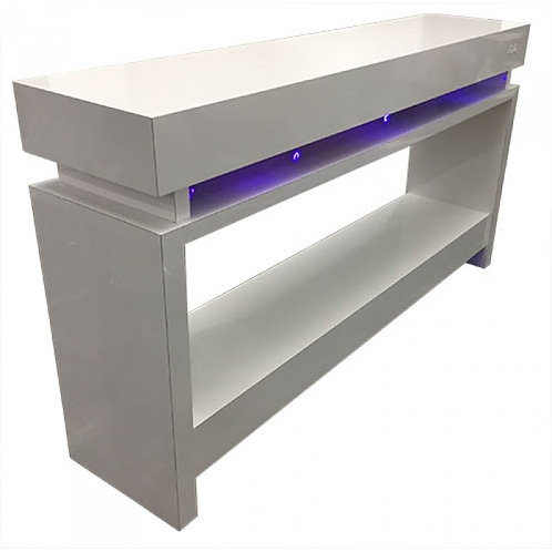 Nail Dryer Table-Model # ND-2500-BS