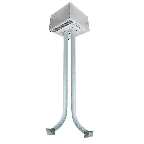 Ceiling Mount Source Capture Air Purifier – Dual Inlet