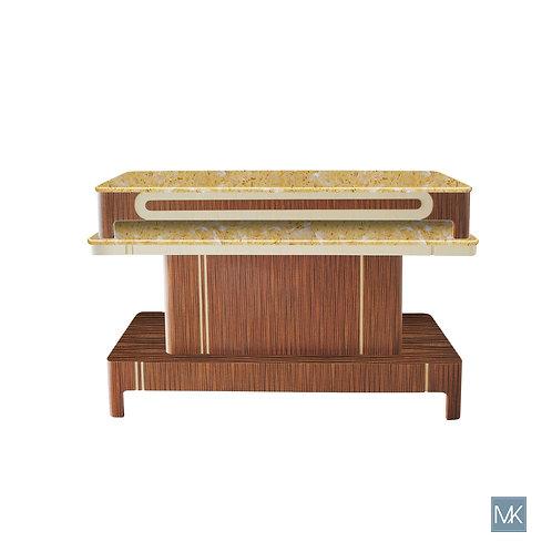 VERONA II NAIL DRYER TABLE-AY