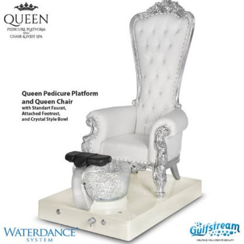 QUEEN PEDICURE PLATFORM-GS
