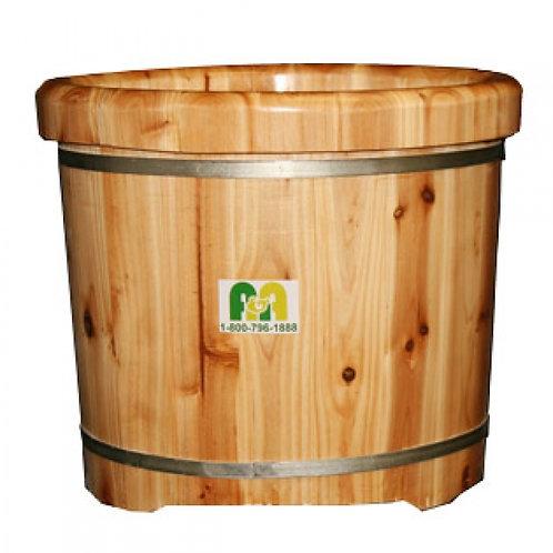 Foot Bath Barrel-Model # E-41B-BS