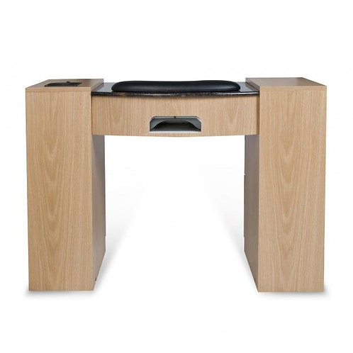 CLASSIC MANICURE TABLE WITH HI-POWER LED LIGHT-AF