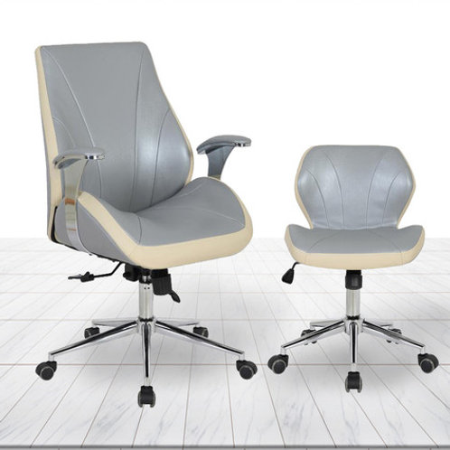 Luxury Pairs of Chair Grey -TS