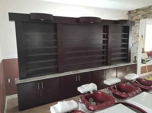 Polish Shelf #002