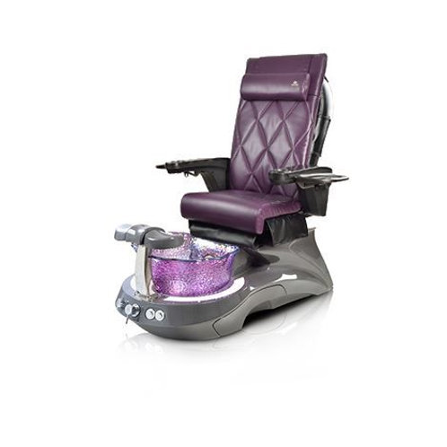ANS CORLITA PEDICURE SPA WITH ANS 16 MASSAGE CHAIR - AMETHYST
