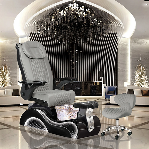 Lucent Pedicure Chair-W
