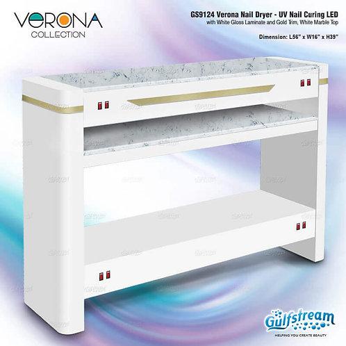 GS9124 VERONA NAIL DRYER – UV NAIL CURING LED