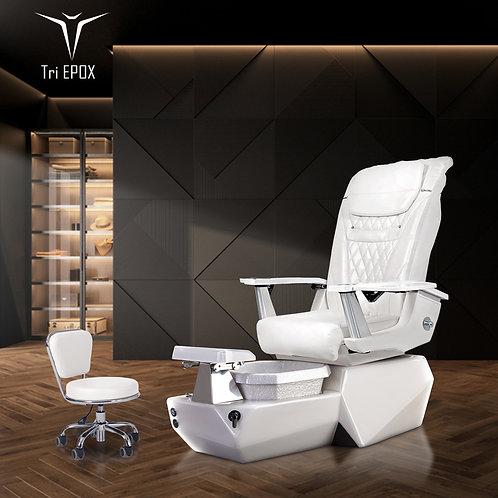 Tri EPOX Prestige Pedicure Chair