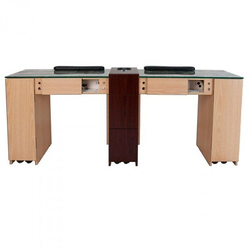 ION DOUBLE MANICURE TABLE-AF