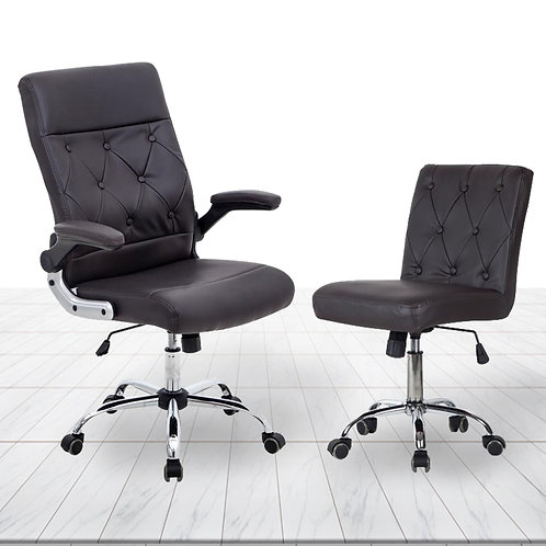 Eco Pair of Chair Espresso -TS