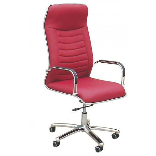 Customer Chair Model # 33A-RED-BS