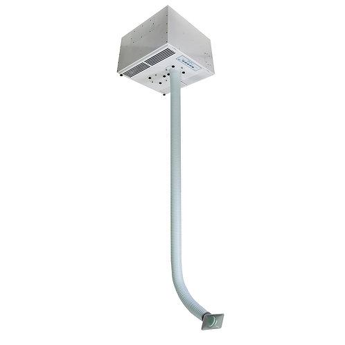 Ceiling Mount Source Capture Air Purifier – Single Inlet