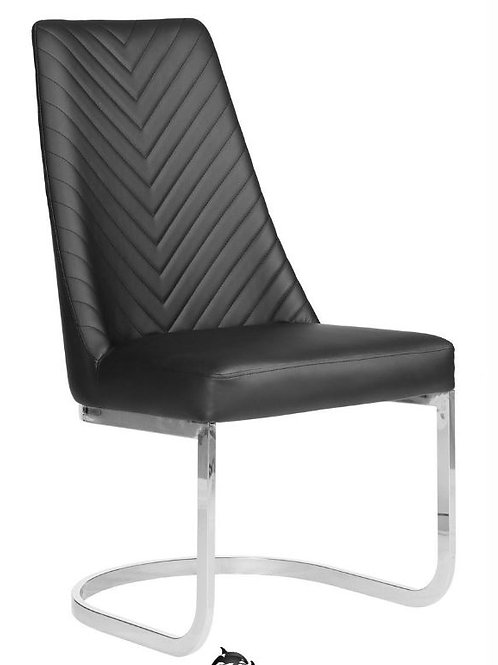 Customer Chair Chevron 8110-W