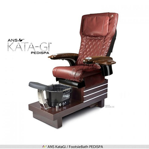 ANS KATA-GI PEDICURE SPA WITH FOOTSIE BATH