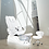 Thumbnail: Crane White Edition Pedicure Chair-W