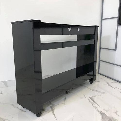 Paris Nail Dryer Table 55.5″