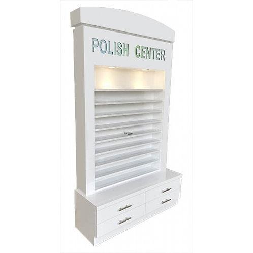 Nail Polish Display-Model # PR-85-BS