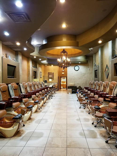 052 - Deluxe Nails and Spa, Kyle, TX 05-2019