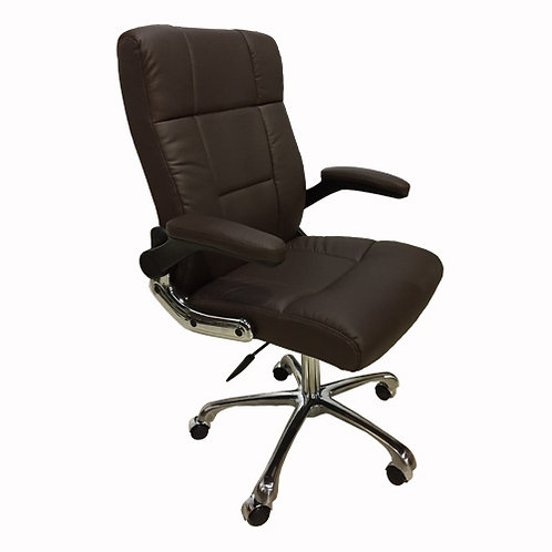 Guest Chair GC007 - Chocolate