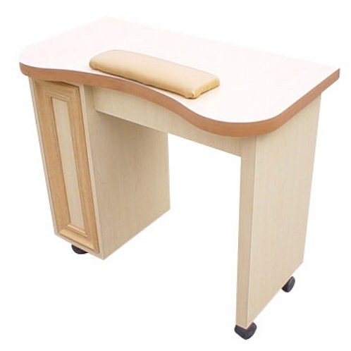 Manicure Table-Model # NT-04-BS
