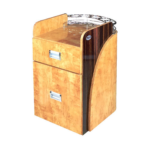 Pedi Cart D-100 (Chestnut / Cherry)-PS