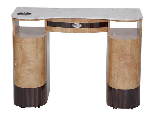 Nail Table T-105G (Chestnut / Cherry)-PS