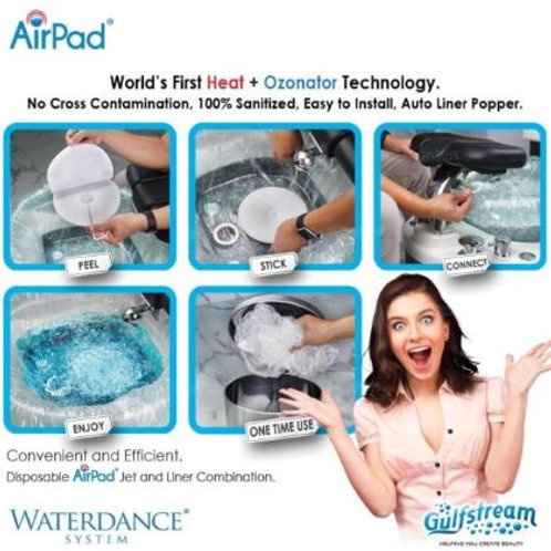 WATERDANCE SYSTEM AIRPAD