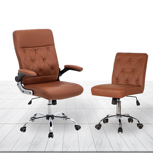 Eco Pair of Chair Cappuccino - TS