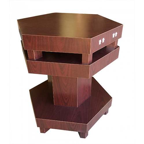 Nail Dryer Tables # ND-102-BS