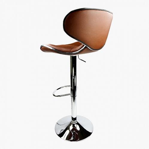 Bar Stool Swivel-Brown--Model # 37921-BS