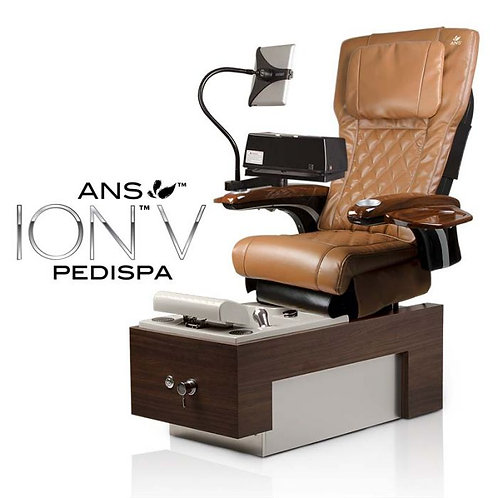 ANS ION VENTED PEDICURE SPA