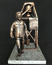 Rijkswaterstaat sculpture