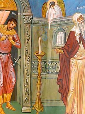 Domingo do fariseu e do publicano
