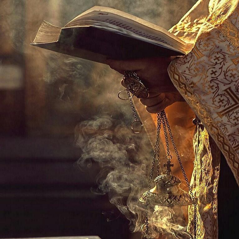 A Oração na perspectiva ortodoxa bizantina