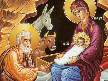 🎄 Mensagem de Natal de nosso Bispo Primaz, Mgr. Gregório de Arles e da Igreja Ortodoxa da Gália