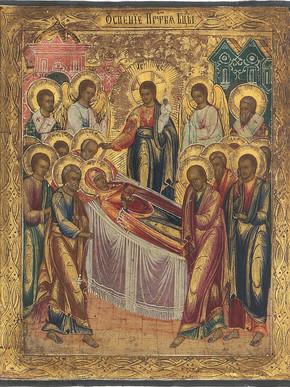 Festa da Dormição da Bem-Aventurada Virgem Maria, Mãe de Deus