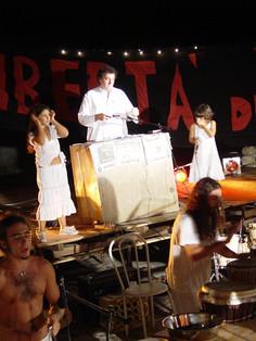Il Corpo è Libertà 2004 - Vittoria(RG)