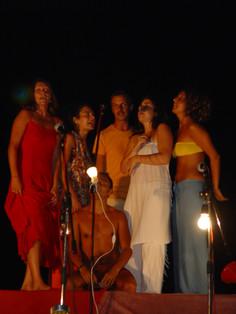 Il Corpo è Libertà 2003 - Vittoria(RG)
