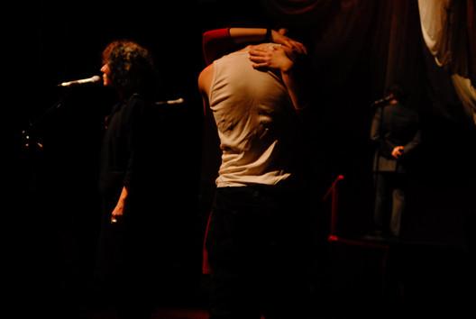 Voce Clandestina - Teatro Lux