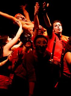 Canzone Clandestina 2015 - Teatro Lux Pisa