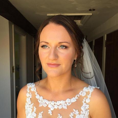 Victoria   yesterday's beautiful bride ?