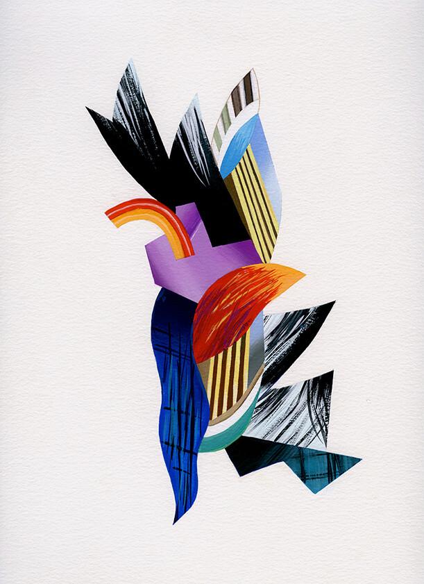 Etude 13, Ilona Sochynsky