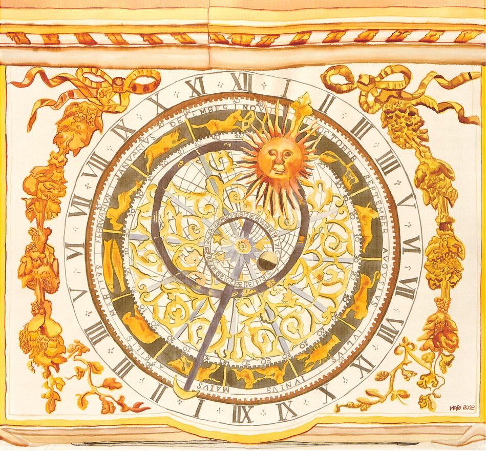 Lyon Astronomical Clock