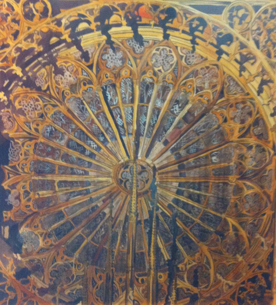 Strasbourg Cathedral Rosette
