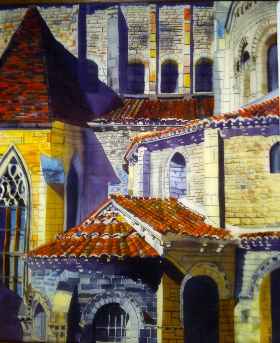 Paray le Monial Basilica