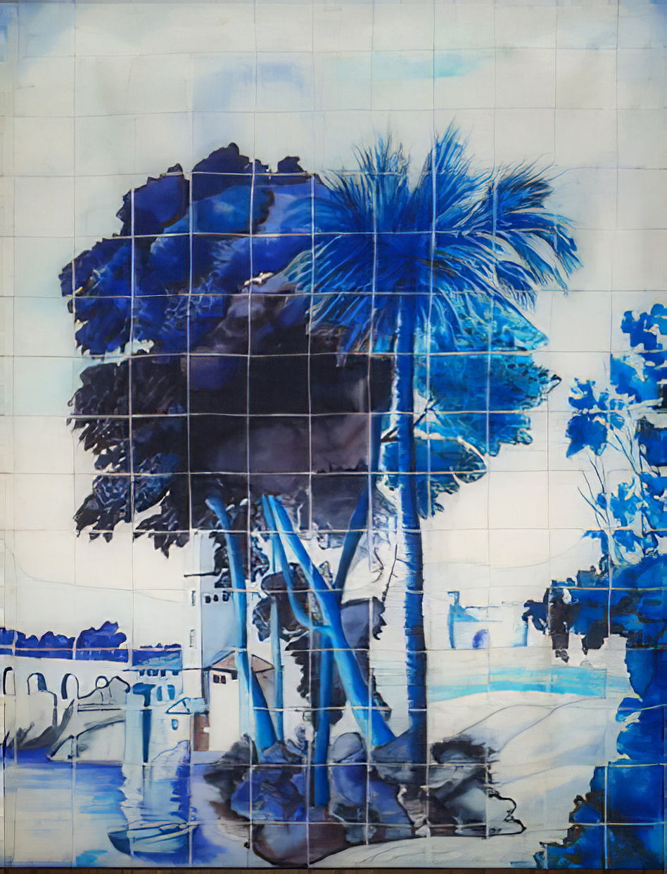 The Trees Azulejos